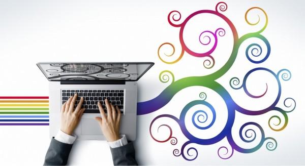 Como crear contenidos altamente creativos para el marketing online